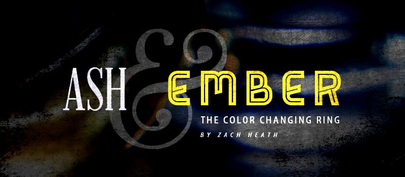 Ash & Ember Ring